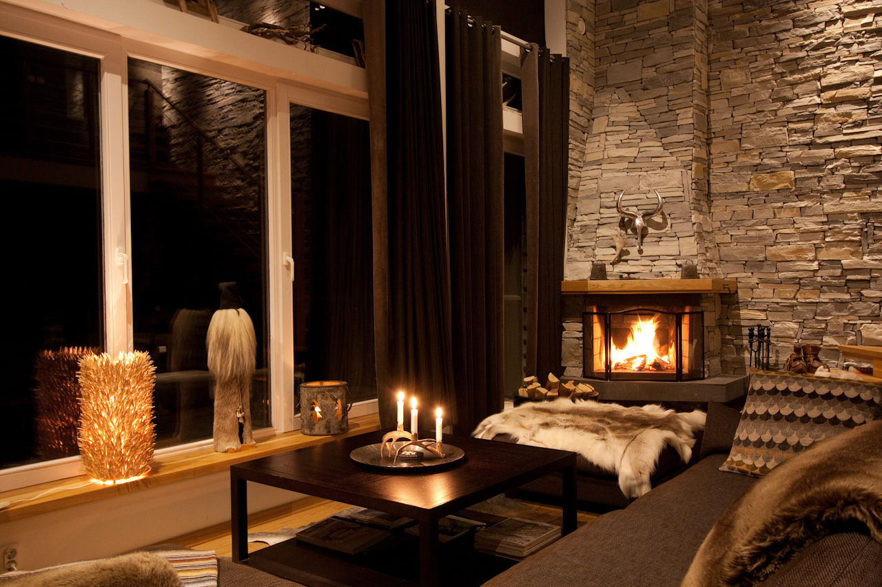Appartement 8 personen are mountain lodge are mountain lodge - Warme badkamer ...